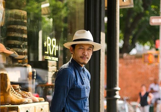 パナマ帽の季節!かぶり方でセンスが分かる!?ドミニカ帽との違いは?