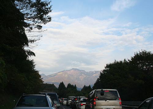 高速道路渋滞情報をリアルタイムで!名神.首都.東名.関越道の混雑状況チェック