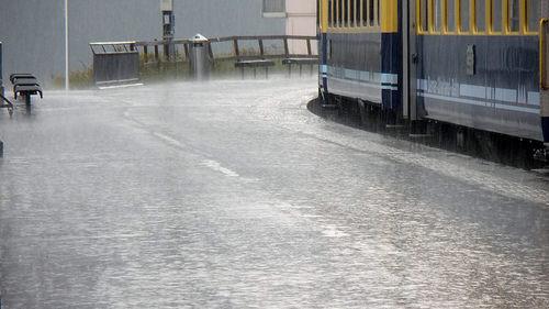 集中豪雨とゲリラ豪雨には実は違いがある!原因とメカニズム