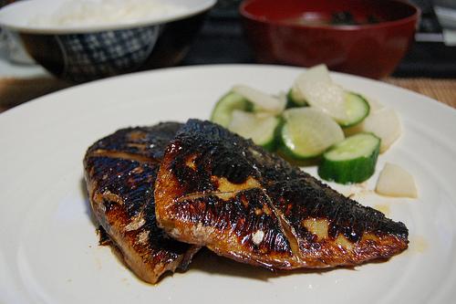 半夏生に鯖(さば)を食べる理由は福井県大野市にある!焼き鯖食べて元気!