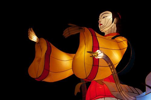 中国の祝日 中秋節は日本の長崎でイベントが!お月見セットとは何?